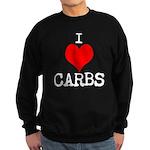 I heart Carbs Sweatshirt