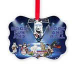 Dogs, Fun. & Rock and Roll Ornament