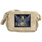 Dogs, Fun. & Rock and Roll Messenger Bag