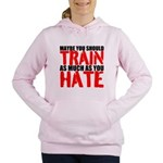 Maybe you should train as much as you hate Women's