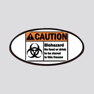 Biohazard Warning Patches