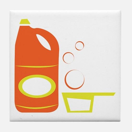Scrub Em Out Tile Coaster