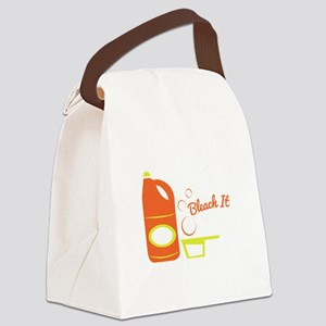 Bleach It Canvas Lunch Bag