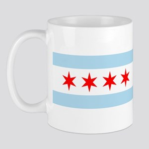 Chicago Flag Mug