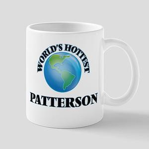World's hottest Patterson Mugs