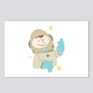 Astronaut Postcards (Package of 8)