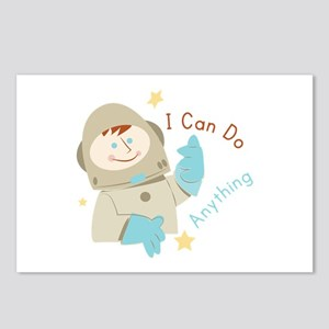 Can Do Anything Postcards (Package of 8)