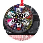 Spinning It with WooFDriver's Big Dawgs Ornament