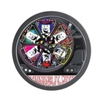 Spinning It with WooFDriver's Big Dawgs Wall Clock