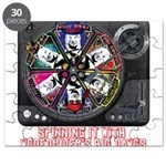 Spinning It with WooFDriver's Big Dawgs Puzzle
