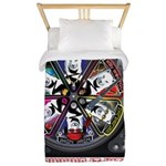 Spinning It with WooFDriver's Big Dawgs Twin Duvet