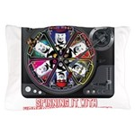 Spinning It with WooFDriver's Big Dawgs Pillow Cas