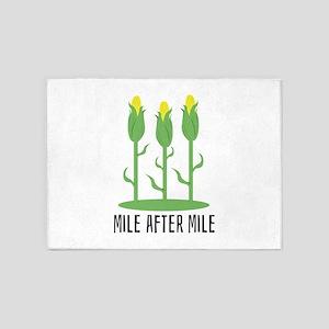 Mile After Mile 5'x7'Area Rug