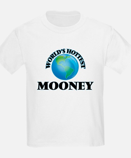 World's hottest Mooney T-Shirt