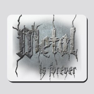 Metal 2 Mousepad