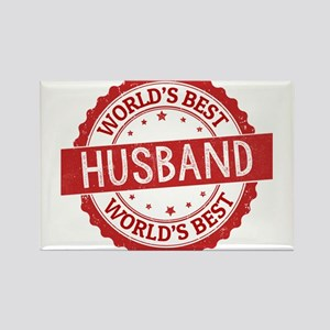 World's Best Husband Magnets