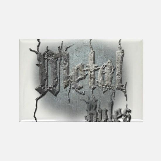 Metal3 Rectangle Magnet