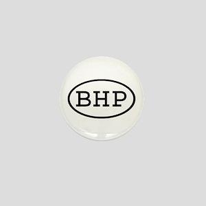BHP Oval Mini Button