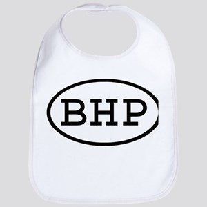 BHP Oval Bib
