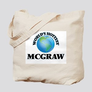 World's hottest Mcgraw Tote Bag