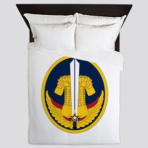 US Army Reserve Careers Division SSI.p Queen Duvet