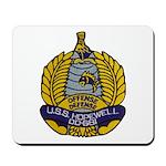 USS HOPEWELL Mousepad