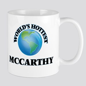 World's hottest Mccarthy Mugs