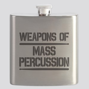 Weapons of Mass Percussion Flask