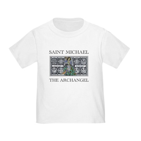 Saint Michael Toddler T-Shirt