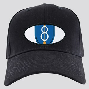 8th Infantry Division Black Cap