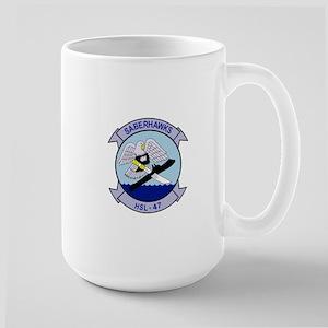 HSL-47 Helicopter Anti-Submarine Squadron Lig Mugs