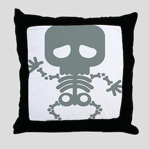 Hollaween Throw Pillow