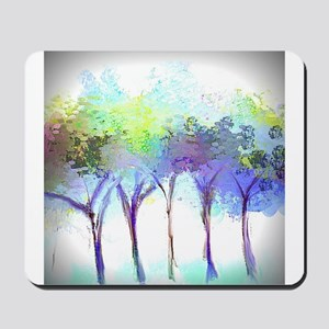 With the Trees Landscape Mousepad