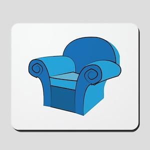 Arm Chair Mousepad