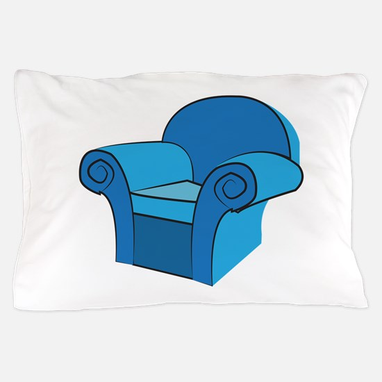 Arm Chair Pillow Case