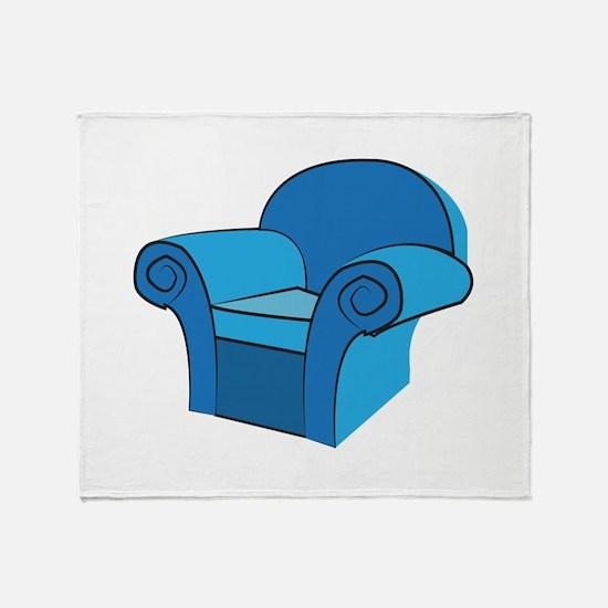 Arm Chair Throw Blanket