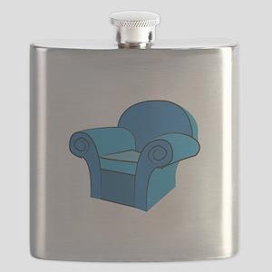 Arm Chair Flask