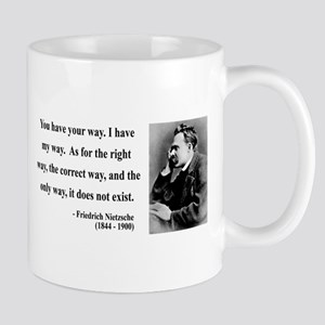 Nietzsche 1 Mug