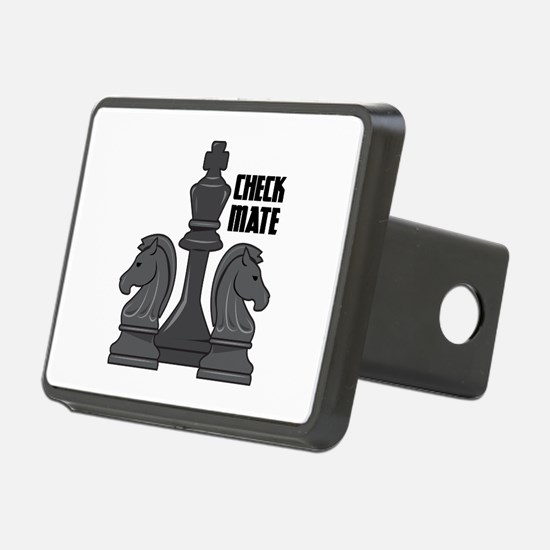 Check Mate Hitch Cover