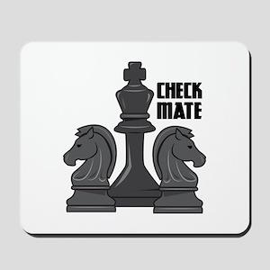 Check Mate Mousepad