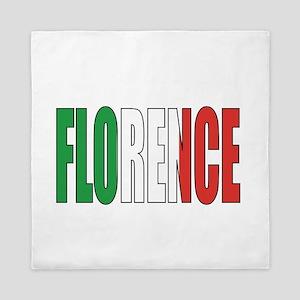 Florence Queen Duvet
