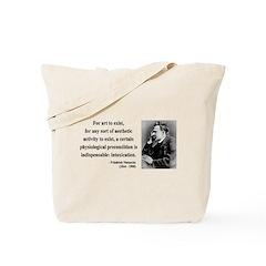 Nietzsche 25 Tote Bag