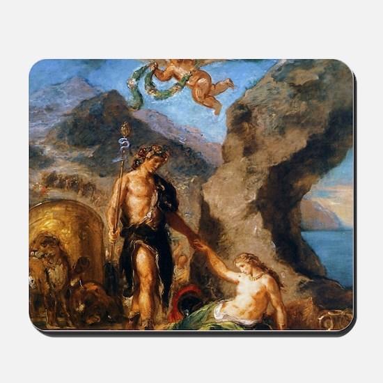 Autumn - Bacchus and Ariadne Mousepad