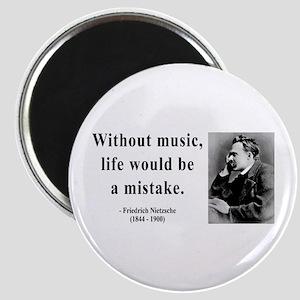 Nietzsche 22 Magnet