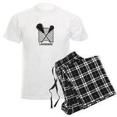 Lacrosse By Other Sports Stuff Pajamas