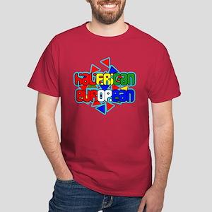 Halfrican-European Dark T-Shirt