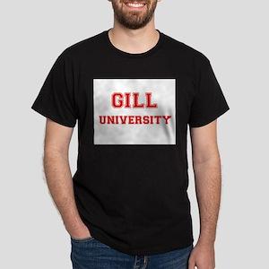GILL UNIVERSITY Dark T-Shirt