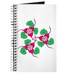 Ginger Flower Journal