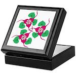 Ginger Flower Keepsake Box