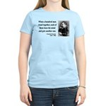 Nietzsche 19 Women's Light T-Shirt